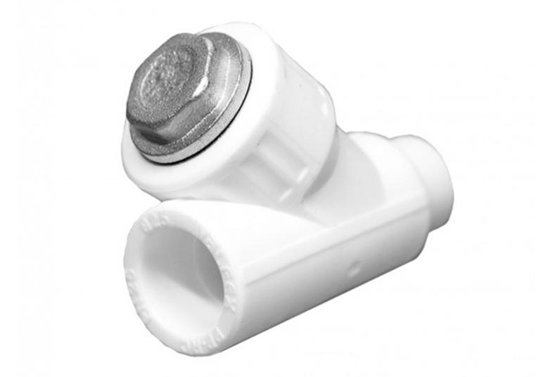 Фильтр полипропиленовый сетчатый (внутр.-наружн.)