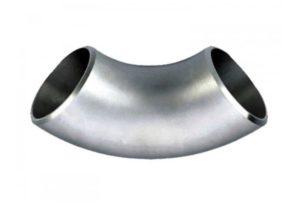 Отвод стальной оцинкованный крутоизогнутый 90° ГОСТ 17375