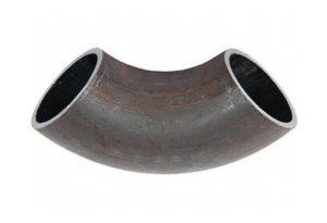 Отвод стальной черный крутоизогнутый 90° ГОСТ 17375