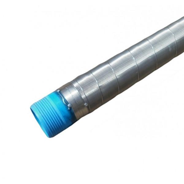 Фильтр для скважины с нержавеющей сеткой